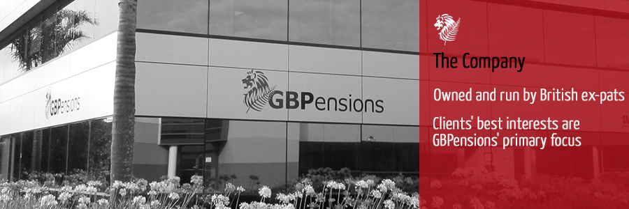 GBPensions owned and run by ex-pats