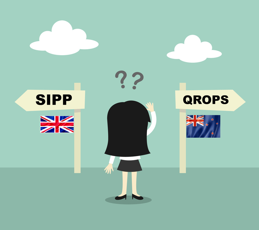SIPP or NZ QROPS? GBPensions now offers a genuine choice to New Zealand residents of where to transfer their UK pension