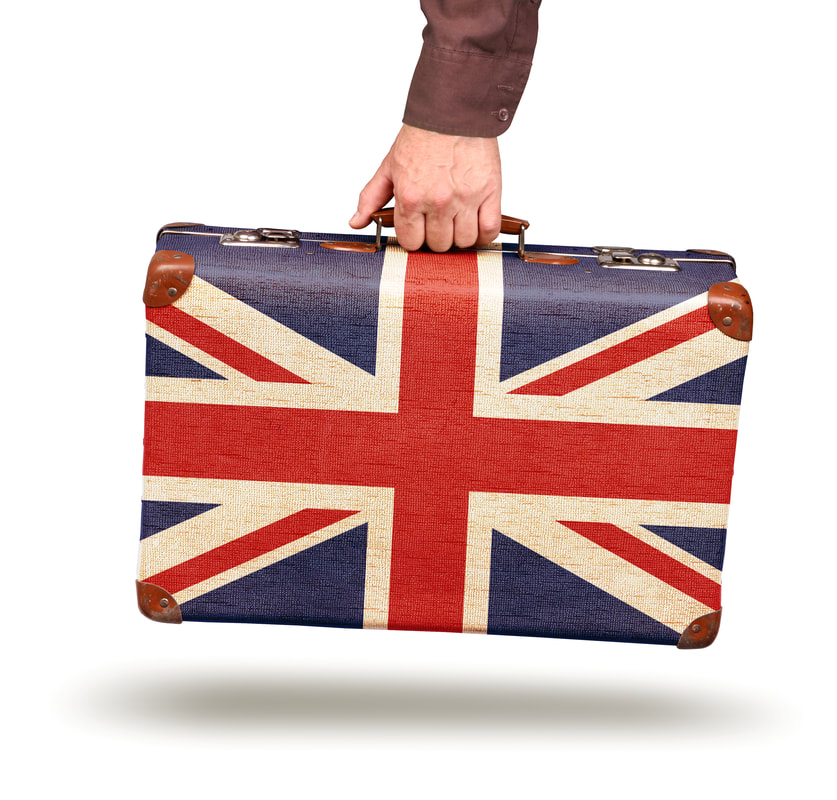 How many Brits moved to New Zealand in 2017?