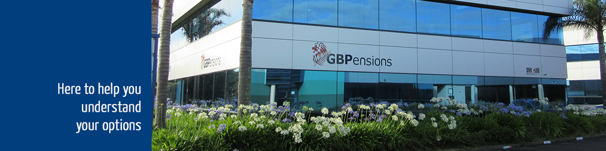 Here to help - GBPensions