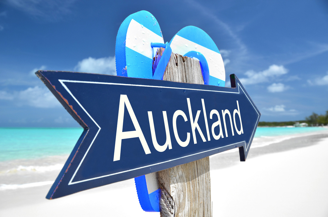 Journey to NZ Citizenship. Part 1 - from Bedfordshire to Auckland